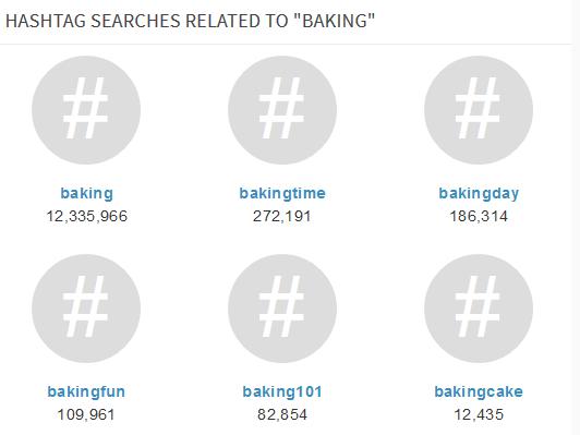 "Websta results for ""Baking"""
