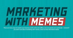 Infographic: Marketing With Memes