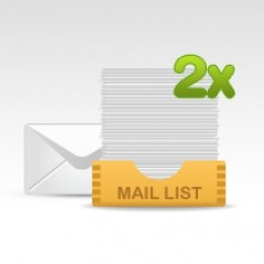 How to Double Your List Size