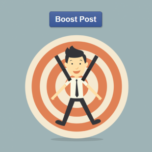 """How to Hit Your Target Audience HARD With Facebook's """"Boost Post"""""""