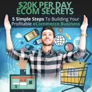 $20K Per Day ECom Secrets