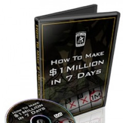 7 Days to $1 Million Webinar with Michael Cheney