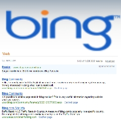 How to Rank Highly in MSN's Bing