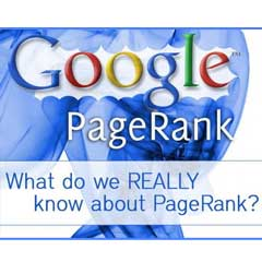 Google PageRank: The hows, whys and who cares?