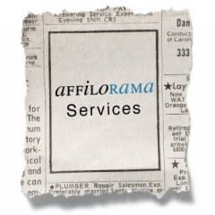Introducing our new 'Affilorama Services': To serve or be served?