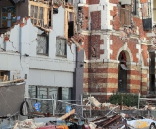 Total Disaster - Christchurch Earthquake Update