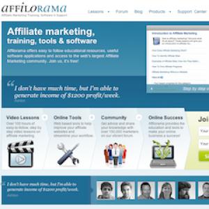 Introducing Affilorama 3.0