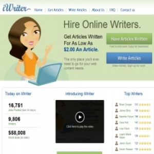 3 Good Reasons to try iWriter