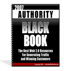 Authority Sites, Web 2.0 the March Affilorama Update and a Free Report!