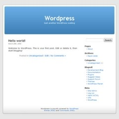 How to Install a Wordpress Blog