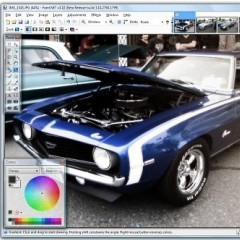 Paint.net for image resizing